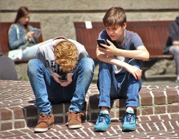 Dangers of Smartphones on Children That CatWatchful Can Prevent