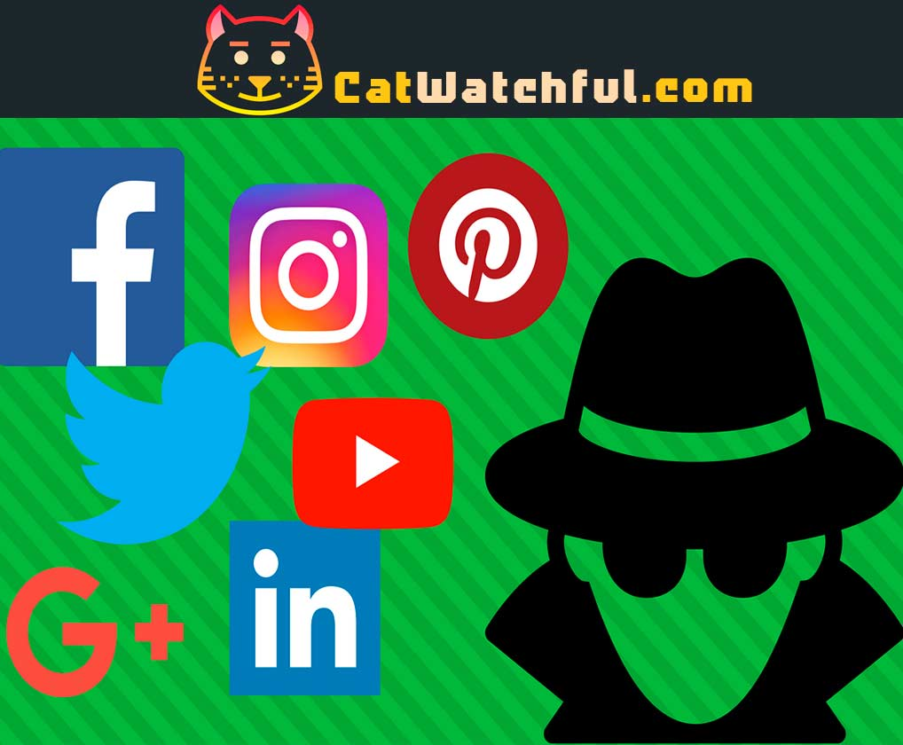 Spy phone software for social media monitoring